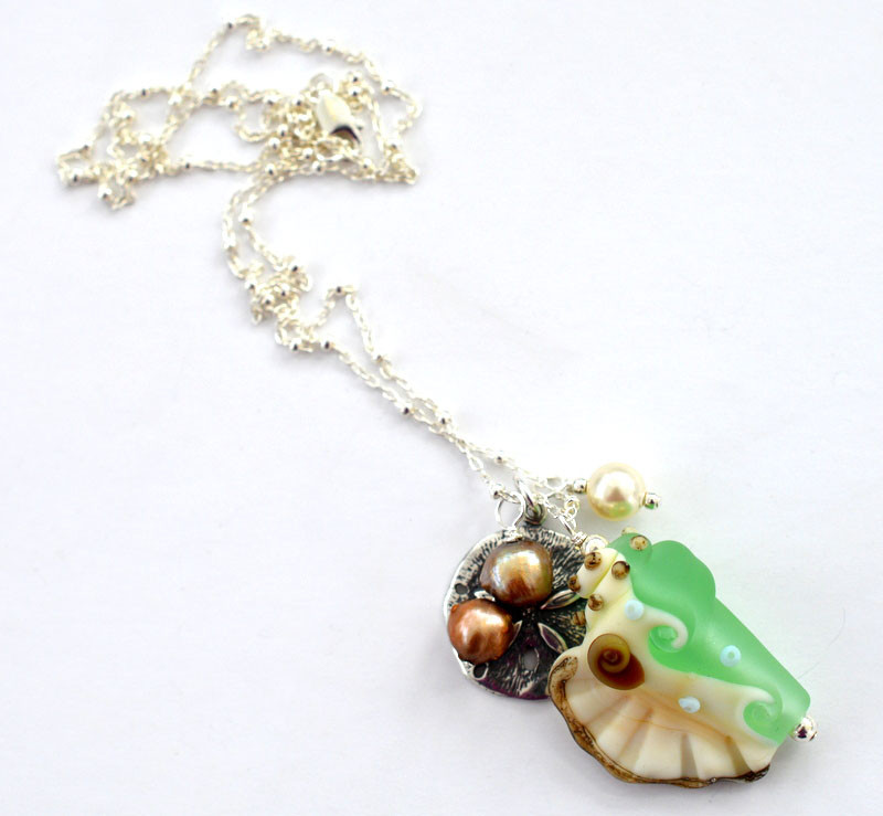 Sea Treasure Green