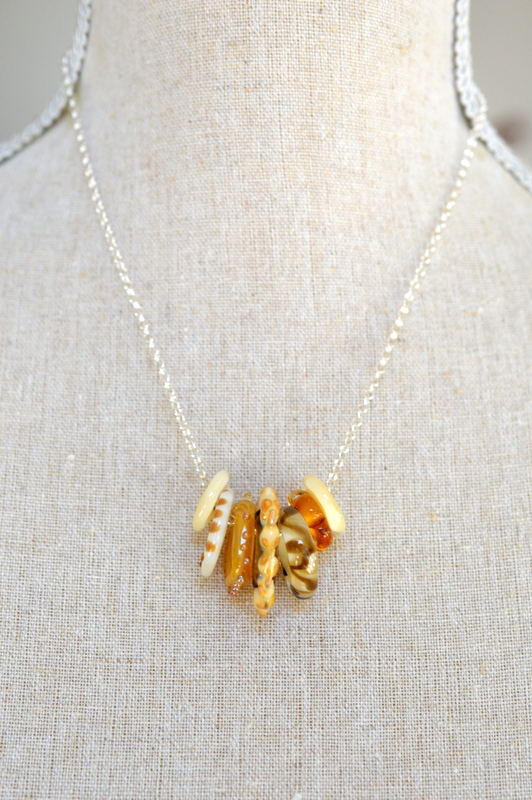 Golden Sky Necklace
