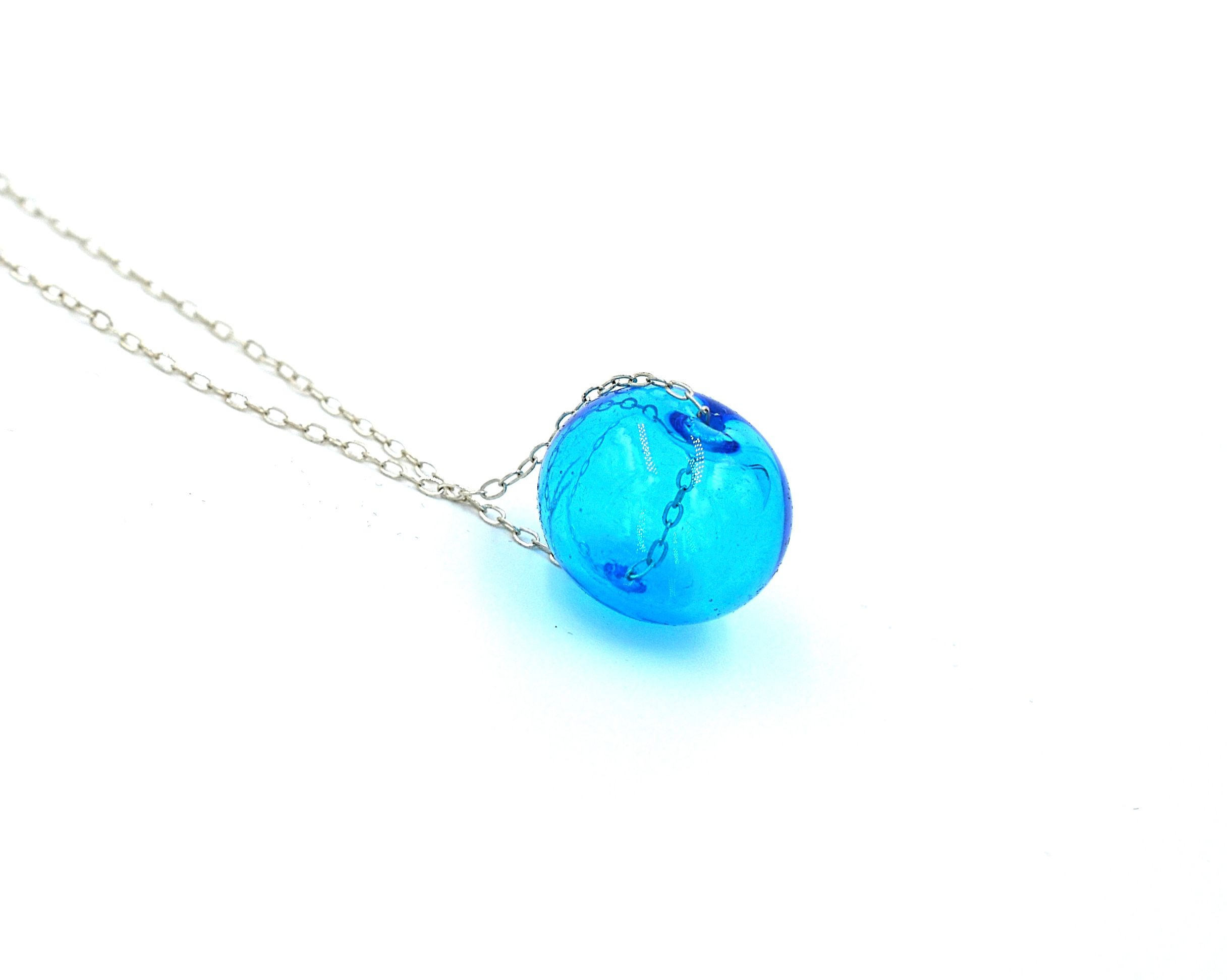 Bauble - Bright Blue